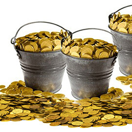 Buckets of Gold