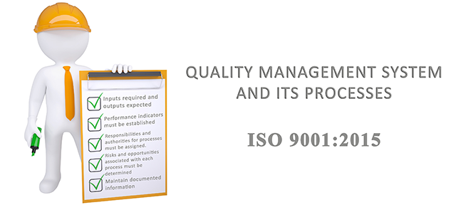 Expanded Concept in ISO 9001:2015: QMS and its Processes