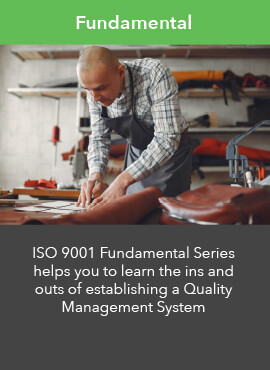 ISO 9001:2015 Standard Courses Online Training