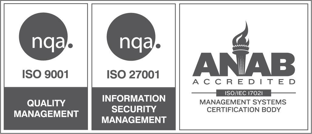 Core Business Solutions ISO 9001 2015 Certification